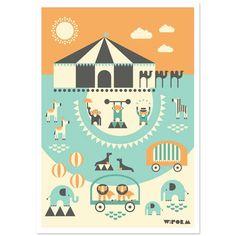 Poster - Circus