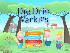 Die Drie Varkies – LAPA/Full Circle-animasiestorieboek on the App Store Preschool Worksheets, Preschool Learning, Teaching, Afrikaans Language, Kids Poems, Afrikaans Quotes, Reading Fluency, School Readiness, Stories For Kids