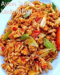 Duck Recipes, Asian Recipes, Chicken Recipes, Ethnic Recipes, Chicken Meals, Indonesian Cuisine, Indonesian Recipes, Drumstick Recipes, Thai Street Food