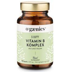 Ogaenics - B-Happy Vitamin B-Komplex