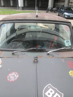 Classic Mini Pick Up Van at the David Manners Group http://www.jagspares.co.uk/Mini/company.asp
