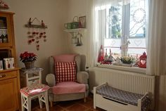Cottage Shabby Chic, Pastel, Ikea, Sweet Home, House Design, Retro, Storage, Blog, Furniture