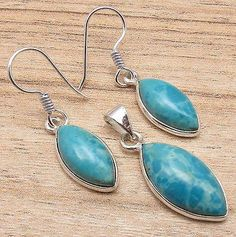 https://www.milestonekeepsakes.com/products/matching-earrings-matching-pendant-silver-plated-larimar-gems-new-jewelry