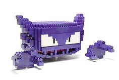 Lego Haunter!!! I want to make him!!!