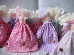 Muitas Mini Bonequinhas Little Dolls