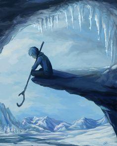 Jack has been having nightmares lately.. Dark!Jack vs Jack Frost Not sorry..Okay a bit ; A ; Tumblr post ---> alexdasmaster.tumblr.com/post/…