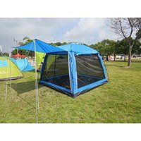 Today's Deals rnairni 8 X 8 Instant Screened Canopy Waterproof Tent (not include…