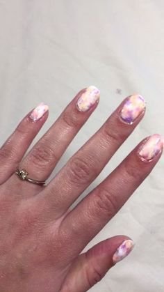 Simple Nail Art Designs That You Can Do Yourself – Your Beautiful Nails Valentine's Day Nail Designs, Simple Nail Designs, Nails Design, Design Design, Nail Art Saint-valentin, Nagel Hacks, Nail Design Video, Nagellack Trends, Nail Art Videos