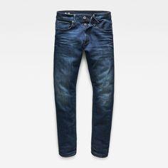 Raw Denim, Denim Skinny Jeans, Men's Denim, Men's Jeans, G Star Raw, Tapered Jeans Men, G Star 3301, Western Jeans, Clothing Styles