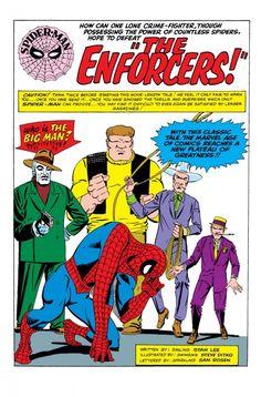 Amazing Spider-Man #10 splash page