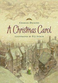 A Christmas Carol Charles Dickens. I read it at Christmastime along with Terry Pratchett's Hogfather.