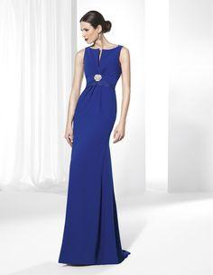 15 Preciosos Vestidos de Noche de la colección de Franc Sarabia