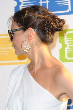 3 Gorgeous Braids from Yesterday's Red Carpets You'll Want to Try at Least Once This Summer