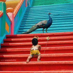 Image may contain: outdoor Lord Shiva Painting, Ganesha Painting, Cute Krishna, Krishna Art, Hindu Deities, Hinduism, Lord Murugan Wallpapers, Shiva Wallpaper, Nature Wallpaper