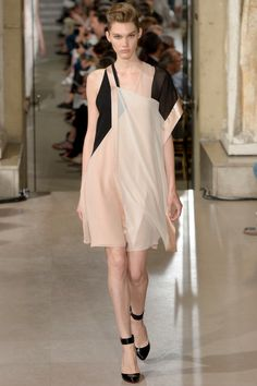 'not that simple' Bouchra Jarrar   Fall 2013 Couture Collection   Style.com