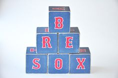 Red sox blocks http://www.etsy.com/listing/76033827/boston-red-sox-alphabet-and-number?ref=sr_gallery_10_search_query=red+sox_view_type=gallery_ship_to=ZZ_min=0_max=0_page=17_search_type=all