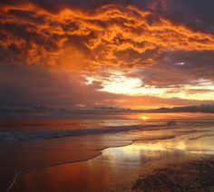 La Paloma, Uruguay — by Hecktic Travels. Still ranking as one of favourite sunsets of all time from La Paloma, Uruguay. We loved all the beaches from this...