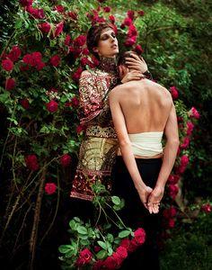 ЖУРНАЛ: Живая вода - Мода - Look   Vogue Ukraine