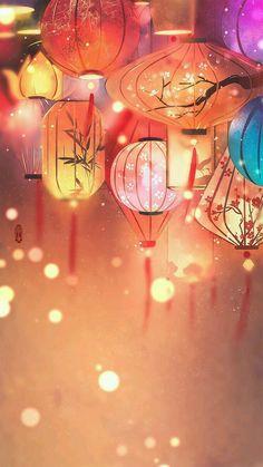Are you looking for inspiration for wallpaper?Check this out for unique wallpaper inspiration. Wallpaper Downloads, Wallpaper Backgrounds, Desktop Wallpapers, Wallpaper Ideas, Lantern Drawing, Art Chinois, Art Asiatique, Art Japonais, China Art