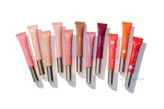 Clarins Instant Light Natural Lip Perfectors + New Shade Extentions