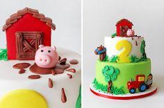 Farm Cake - Rodrigo
