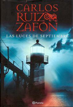las luces de Septiembre, de Carlos Ruiz Zafón.