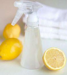 Spray fraîcheur DIY pour la selle de bain et les WC