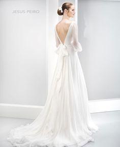 Vestido novia Jesús Peiró Ref.6045