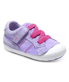 Look at this Stride Rite Purple SRT SM Skyler Sneaker on #zulily today!