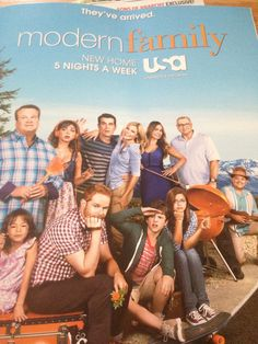 Modern Family My non tv watching self is now addicted