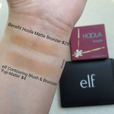 Benefit Hoola = Elf Fuji-Matte