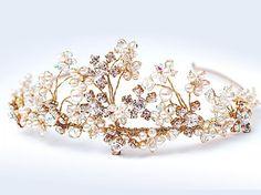 beaded tiara tutorial
