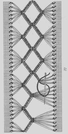 Betty ha conservado () Pin a la tabla «tutorial bordado Embroidery Needles, Hand Embroidery Stitches, Embroidery Techniques, Cross Stitch Embroidery, Cross Stitches, Hardanger Embroidery, Ribbon Embroidery, Embroidery Designs, Swedish Weaving
