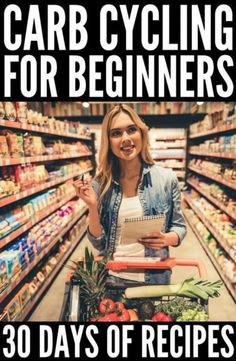 The Carb Cycling Diet for Beginners: 30 Day Carb Cycling Recipes – # - Keto Diet Plan Ketogenic Diet Meal Plan, Ketogenic Diet For Beginners, Diets For Beginners, Healthy Diet Plans, Diet Meal Plans, Ketogenic Recipes, Keto Recipes, Paleo Diet, Healthy Recipes