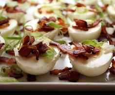 The Paleo Home: Paleo Deviled Eggs