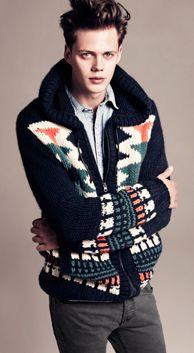 H knitwear