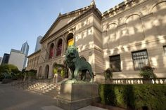 The Art Institute of Chicago was founded in 1879, but it still must be winning visitors over, because for the second straight year it was named the most-liked museum in the U.S. in TripAdvisor's Travelers' Choice awards. This year, it was also named the world's favorite.