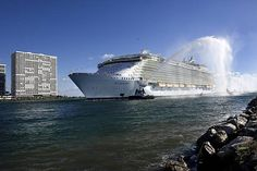 Will the Biggest Cruise Ship Ever Built Change Cruising Forever? (45 Pictures)
