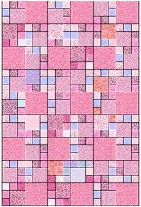 QUILT PATTERNS FOR 5 INCH SQUARES | My Quilt Pattern