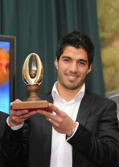 Luis Suarez Best Player