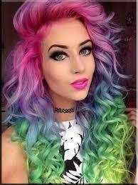 Resultado de imagen para colores hermosos de cabello