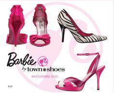 Barbie Shoes!