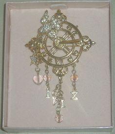 Kirks Folly Sundial Pin by Jelenity on Etsy, $35.00