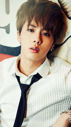 BOYS IN LUV | BTS - JIN More like girl in love bc I'm srsly head over heels