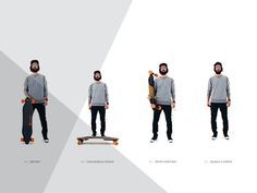 Boosted Boards: Features come alive by Robbin Cenijn #Design Popular #Dribbble #shots