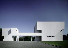 Saltzman House – Richard Meier & Partners Architects