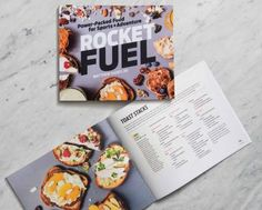 Tweet/post #meal pics! Looks like a worthwhile buy: A Real #Food #Cookbook For #Athletes