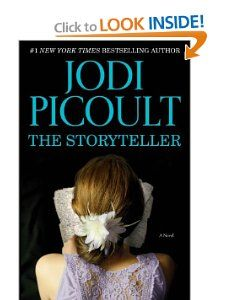 Jodi Picoult is ony of my favorite authors! I recently finished reading this book. I recommend reading it! The Storyteller by Jodi Picoult I Love Books, Great Books, New Books, Books To Read, Amazing Books, Library Books, Library Bag, Latest Books, Jodi Picoult Books