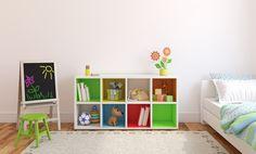 5 objetos que usar como caja de los juguetes