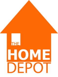 Home Improvement Logo Logos And Typography - The home depot logo